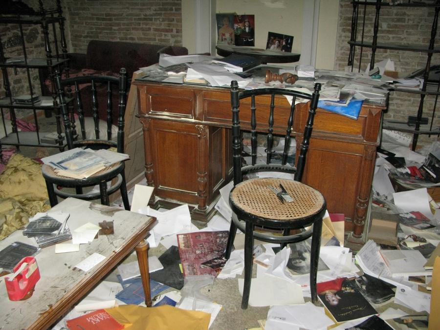 Βανδαλισμοί και κλοπές δίχως έλεος στο Ωδείο Athenaeum