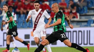 Σασουόλο - Τορίνο 0 - 1: «Λυτρωτής» Πιάτσα στο 83'!