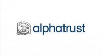 Alpha Trust: Επιστροφή κεφαλαίου 0,75 ευρώ ανά μετοχή