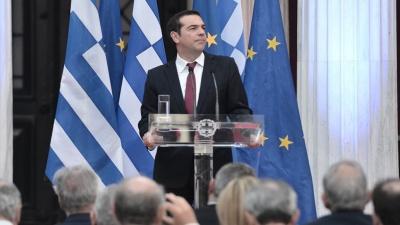 Ο Τσίπρας επιστρέφει στο Ζάππειο - Τη Δευτέρα (25/5) ανακοινώνει το οικονομικό πρόγραμμα του ΣΥΡΙΖΑ «Μένουμε Όρθιοι ΙΙ»