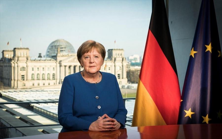 Merkel στην FAZ: Ο κύκλος έκλεισε, με ήσυχη συνείδηση παραδίδω την ευθύνη σε άλλα χέρια
