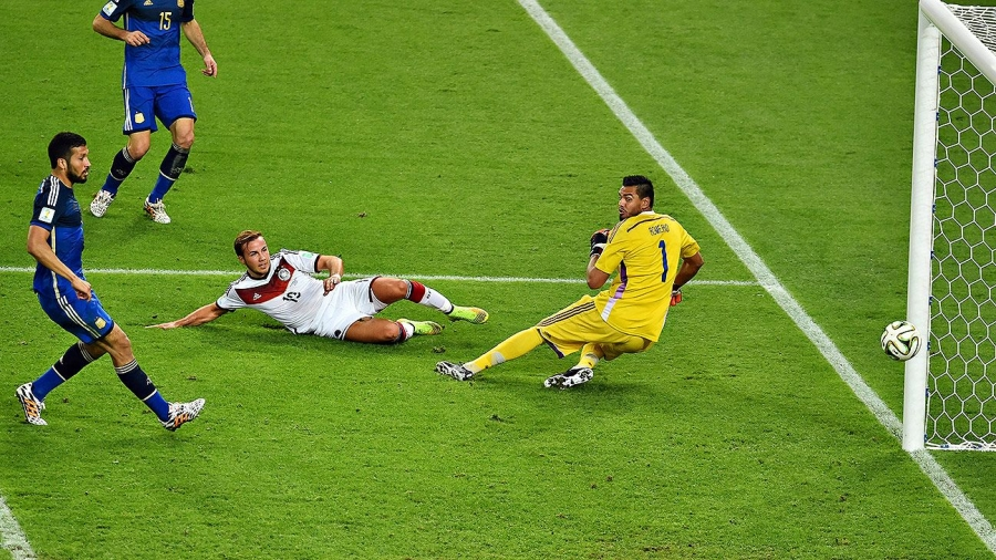 Το γκολ του Γκέτσε στο Ρίο που έδωσε στη Γερμανία το Παγκόσμιο Κύπελλο έπειτα από 24 χρόνια!