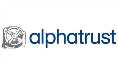 Alpha Trust: Στις 2/7 η αποκοπή του μερίσματος 0,148 ευρώ/μετοχή