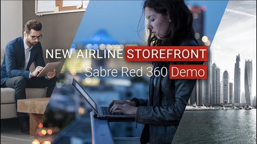 Κατάστημα αεροπορικών αγορών νέας γενιάς από την Sabre (βίντεο)