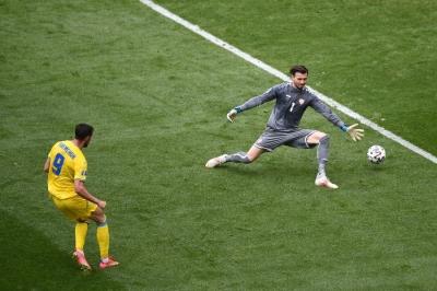 Ουκρανία – Βόρεια Μακεδονία 2-0: Διπλό «χτύπημα» από Γιαρμολένκο και Γιάρεμτσουκ (video)