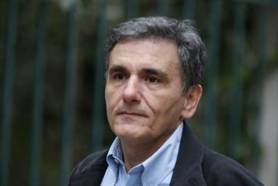 Τσακαλώτος: Νέα χαλάρωση των capital controls πολύ σύντομα - Για μείωση συντάξεων: Θέμα πειθούς, όχι επιβολής