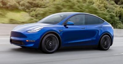 Επίσημα το Tesla Model Y στην Ελλάδα