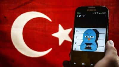 Η Τουρκία απαγόρευσε τις διαφημίσεις στο Twitter