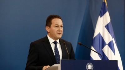Πέτσας: Ο κ. Τσίπρας δυσφημεί την πατρίδα μας στο εξωτερικό
