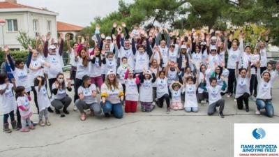 Δράση Εθελοντισμού στη Θεσσαλονίκη από τη My market