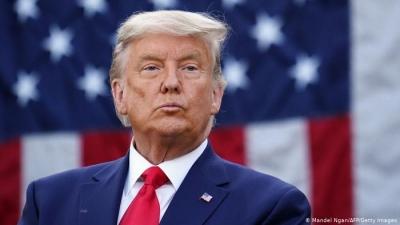 Trump: «Ελπίζω ο Biden να κρατήσει την Αμερική μεγάλη και ασφαλή»