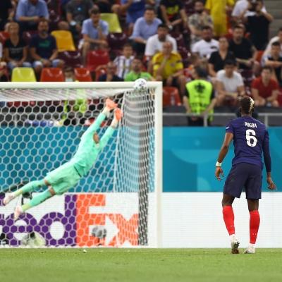 Γαλλία – Ελβετία 3-1: Αδιανόητος Πογκμπά πετυχαίνει ένα από τα καλύτερα γκολ της διοργάνωσης! (video)