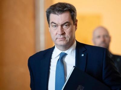 Der Spiegel: Ο αρχηγός του CSU, Markus Sοeder, καλύτερος υποψήφιος καγκελάριος της Γερμανίας