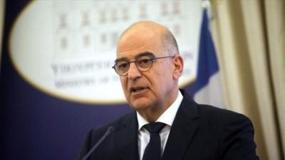 Επικοινωνία Δένδια με την ΥΠΕΞ Βουλγαρίας ενόψει του Συμβουλίου Εξωτερικών Υποθέσεων