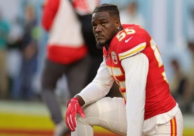 NFL: Συνελήφθη στο Λος Άντζελες για οπλοκατοχή ο Frank Clark των Kansas City Chiefs