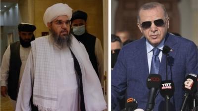 Ο πρόεδρος Erdogan δήλωσε ότι μπορεί να συναντηθεί με τον ηγέτη των Ταλιμπάν