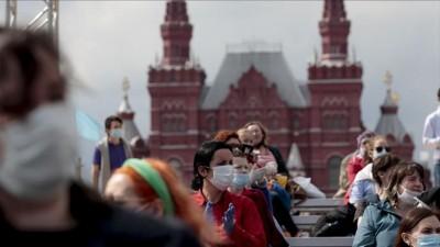 Ρωσία: Μόνο σε 2 από τις 85 περιφέρειες τις Ρωσίας μειώνονται τα κρούσματα του Covid-19