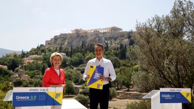 Γερμανικός Τύπος: Εύσημα στην Ελλάδα για το εθνικό σχέδιο για το Ταμείο Ανάκαμψης – «Παραδειγματική εκπόνηση»