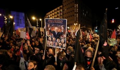 Χιλιάδες Ισραηλινοί διαδήλωσαν κατά του Netanyahu, τρεις μέρες πριν από τις εκλογές (23/3)