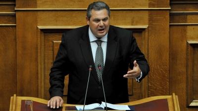 Καμμένος: Για πρώτη φορά η Τουρκία ζήτησε άδεια για την είσοδο στο ελληνικό FIR