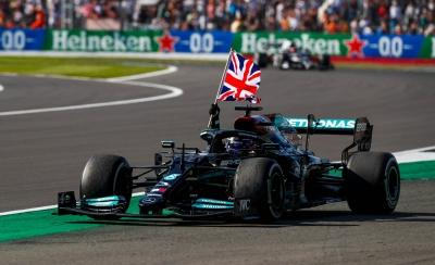 GP Βρετανίας: Νικητής ο Hamilton – Δεν άντεξε ο Leclerc!
