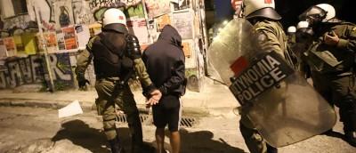 Ελεύθεροι με εντολή εισαγγελέα οι 91 που συνελήφθησαν (13/11) στο Πολυτεχνείο