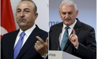H τουρκική ηγεσία ψεύδεται στην προσπάθεια κλιμάκωσης της κρίσης...