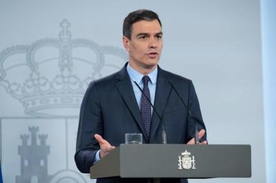 Sanchez: Η μάχη της Ισπανίας κατά του κορωνοϊού είναι επιδημιολογική και όχι ιδεολογική