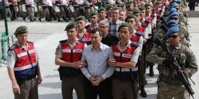 Τουρκία: Δικαστήριο αποφασίζει για τους 224 στρατιωτικούς που εμπλέκονται στο πραξικόπημα του 2016