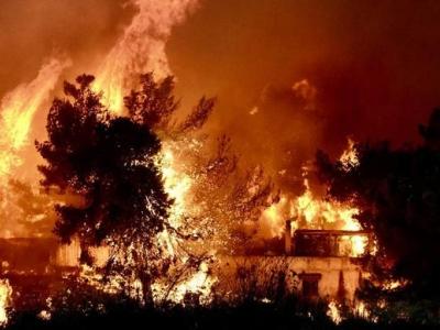 Πυρκαγιά στο Μάτι: Τρίτο αίτημα ανακριτή για δίωξη σε κακούργημα
