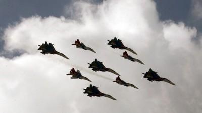 Η ρωσική Πολεμική Αεροπορία διεξήγαγε επιδρομές στο βορειοδυτικό τμήμα της Συρίας