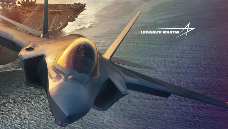 Lockheed Martin: Νέα αύξηση κερδών το δ' τρίμηνο 2020, στα 1,8 δισ. δολάρια