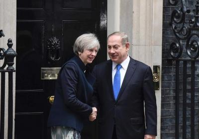 May: Ανησυχούμε για τις απώλειες των ζωών Παλαιστινίων - Netanyahu: Η Χαμάς ευθύνεται