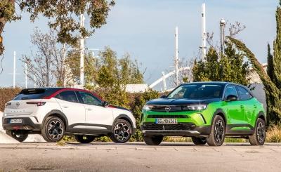 Στην Ελλάδα με τα νέα Opel Mokka 1.2T 130 PS vs Mokka-e