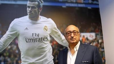Ο Super - Agent του Γκάρεθ Μπέιλ προετοιμάζεται για... μάχη με τη FIFA!