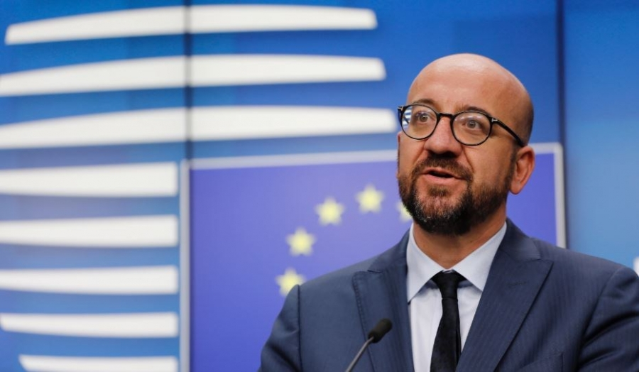 Michel (ΕΕ): Απρόβλεπτη η Τουρκία, ανησυχήσαμε με τις εντάσεις στην Ανατολική Μεσόγειο