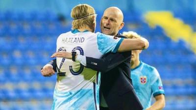 Λετονία- Νορβηγία 0-1: Ανοίγει το σκορ από τα έντεκα βήματα ο Χάαλαντ! (video)