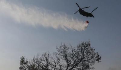 Φωτιές: Το πρώτο εξιλαστήριο θύμα για την επιχειρησιακή αποτυχία - Παραιτήθηκε ο διοικητής της Αεροπορίας Στρατού