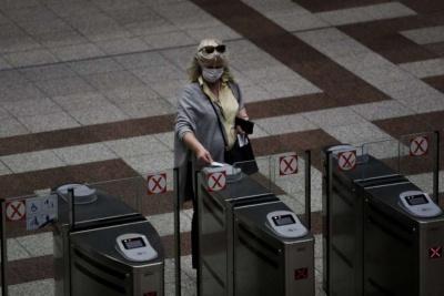 ΟΑΣΑ: Υποχρεωτική μάσκα, ελεγχόμενη η είσοδος σε συρμούς και οχήματα