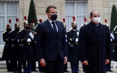 Macron (Γαλλία): Δεν εξαρτάται η πώληση όπλων στην Αίγυπτο από την κατάσταση στα ανθρώπινα δικαιώματα