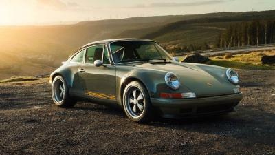 Μια κλασική Porsche 911 με την υπογραφή της Theon Design
