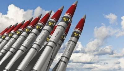 Επιβραδύνθηκε κι άλλο η μείωση των πυρηνικών οπλοστασίων παγκοσμίως