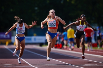 Ευρωπαϊκό Κ20: Φοβερή Εμμανουηλίδου και πρόκριση στον τελικό των 100 μέτρων