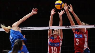 Ευρωπαϊκό πρωτάθλημα γυναικών: Ήττα και αποκλεισμός για την Εθνική!