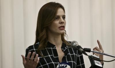 Αχτσιόγλου (ΣΥΡΙΖΑ) για Υπουργικό Συμβούλιο: Επιβεβαίωση της κυβερνητικής αποτυχίας και αναμάσημα της ίδιας τακτικής