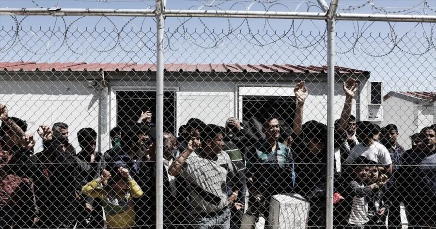 Χίος: Σε καραντίνα λόγω κορωνοϊού το ΚΥΤ της ΒΙΑΛ