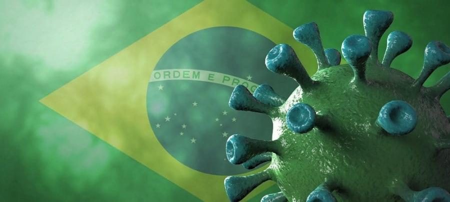 Σε έξαρση η covid στη Λατινική Αμερική – Επίκεντρο της πανδημίας η Βραζιλία