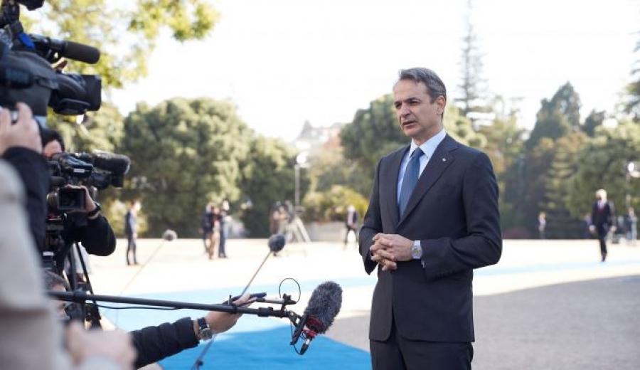 Μητσοτάκης: Ανάκαμψη με περισσότερες δουλειές και λιγότερες ανισότητες - Η Ελλάδα θα είναι πρωταγωνίστρια