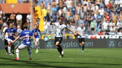 Σαμπντόρια – Ίντερ: Στάση στη Γένοβα για τους «νερατζούρι» με 2-2!