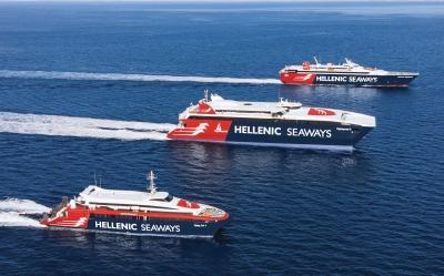 Στο Αιγαίο δρομολογούνται τα Highspeed 4, Hellenic Highspeed και Flying Cat 3
